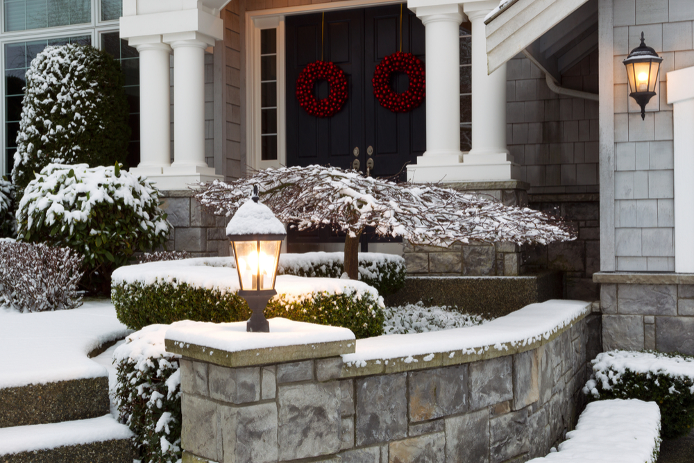 Landscaping-during-winter